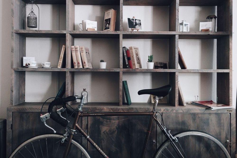 Een veilig onderkomen voor je fiets