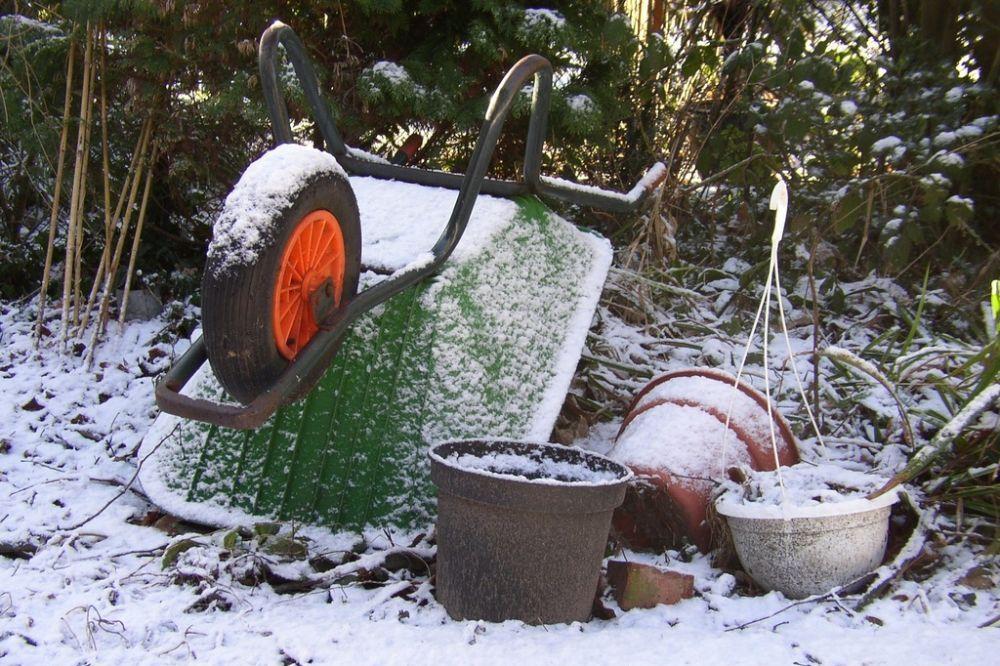 Je tuin onderhouden: een jaarplanning