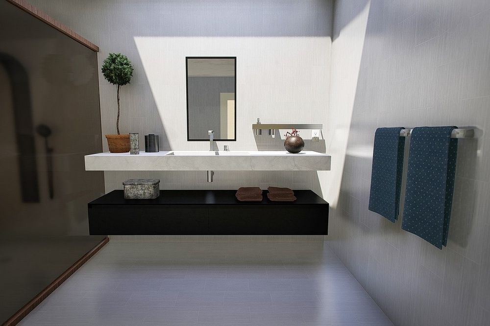Praktische tips om je ideale badkamer te creëre